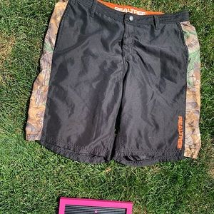 Men's Realtree hunting shorts